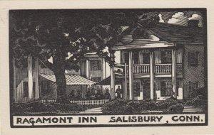 SALISBURY , Connecticut, 1910s ; Ragamont Inn