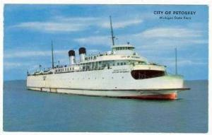City Of Petoskey, Michigan State Ferry, 1940-1960s