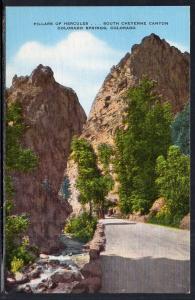 Pillars of Hercules,South Cheyenne Canon,Colorado Springs,CO