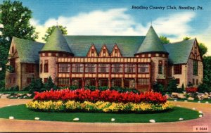 Pennsylvania Reading The Reading Country Club
