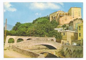 Italy Savona Loano Ponte Romano Borgo CastlePostcard 4X6