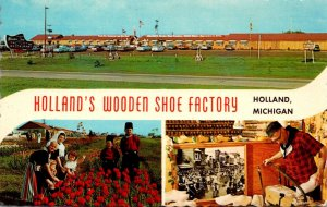 Michigan Holland Wooden Shoe Factory