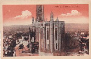 France Albi La Cathedrale L'Abside