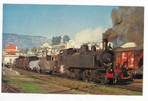 Portuguese State Railways, Regua, Portugal, 1940-1960s