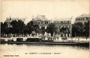 CPA LORIENT - Le Submersible (368883)