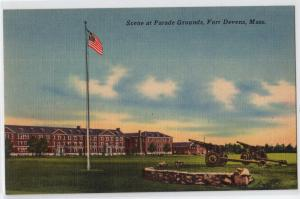 Parade Grounds, Fort Devens MA