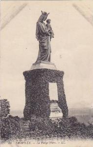 GRAVILLE, La Vierge Neire, Le Havre, Seine Maritime, France, 00-10s