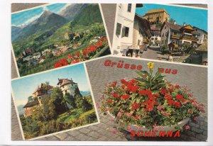 Grusse aus SCHENNA, SCENA, Italy, 1971 used Postcard