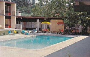 SALMON ARM, British Columbia, Canada, 1940-1960s; Salmon Arm Motor Hotel, Swi...