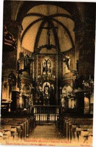 CPA BARFLEUR - Interieur de l'Église (149919)
