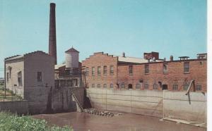 Exterior, Mill Stream, Amana, Iowa,40-60s