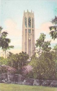 Florida Lake Wales Bok Singing Tower Mountain Lake Handcolored Albertype