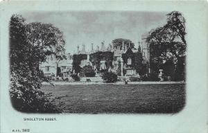 Sinleton Abbey, Swansea, Wales, early postcard , Unused