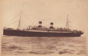 Ocean Liner S/S Roma , Navigazione Generale Italiana , 1930s