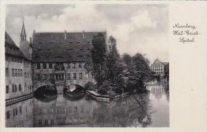 Germany Nuernberg Holy Ghost Hospital