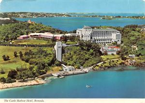 Bermuda, Somers Isles The Castle Harbour Hotel  The Castle Harbour Hotel