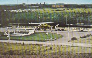 ROUYN , Quebec , Canada , 1984 ; Motel Colibri Rouyn Inc.