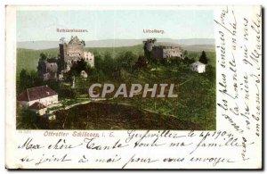 Postcard Old Ottrotter Schlossen