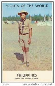 Boy Scouts of the World, PHILIPPINES SCOUTS, 1968