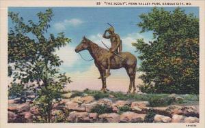 The Scout Penn Valley Park Kansas City Missour