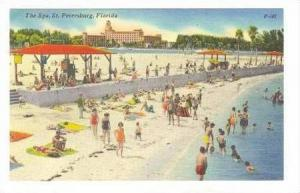 The Spa, St. Petersburg, Florida, 1930-40s