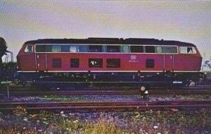 Germany Diesel Hydraulic Locomotive 215 Series