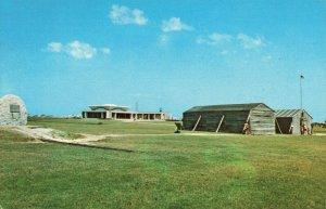 Postcard Wright Brothers National Memorial Kitty Hawk North Carolina
