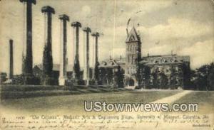 Mechanic Arts & Engineering Bldg Columbia MO 1906
