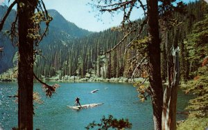 Porcupine Lake,Near Hope,ID