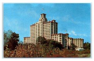 Postcard Edgewater Beach Hotel, Chicago IL L27