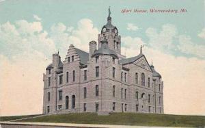 Missouri Warrenaburg Court House