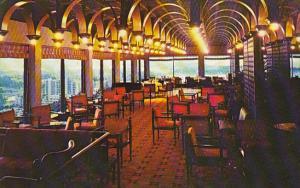 Puerto Rico San Juan Interior La Alhambra Restaurant Sheraton Hotel