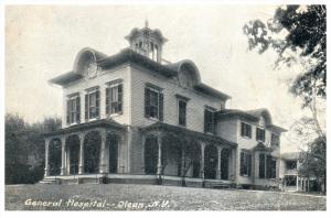 10322   NY Olean General Hospital