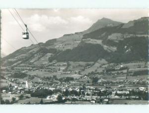 old rppc NICE VIEW Kitzbuhel - Tyrol - Tirol Austria i2250