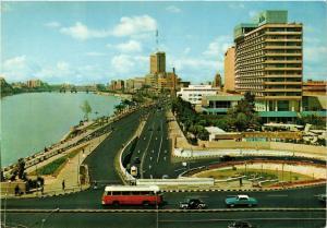 CPM EGYPTE Cairo-Nile Hilton Hotel (343790)