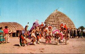 Oklahoma Indian City Indian Dances At Wichita Indian Village