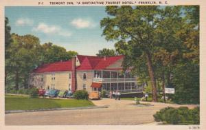 North Carolina Franklin Trimont Inn Tourist Hotel
