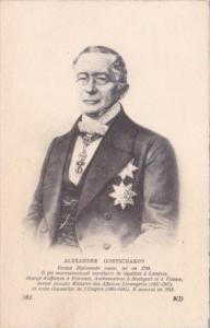 France Alexandre Gortschakov