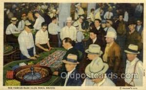 Bank Club, Las Vegas, NV, USA Gambling Postcard Postcards  Bank Club, Las Veg...