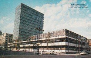 London, England, 1950-1960s ; Castrol House in Marrylebone Road