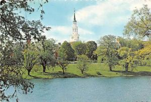 Johnson Pond, Colby College - Waterville, Maine