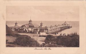 BOSCOMBE, Hamshire, England, PU-1910; Boscombe Pier