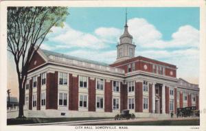 City Hall, Somerville, Massachusetts, 1900-1910s