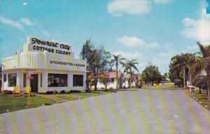 Florida Miami Tourist City Cottage Colony