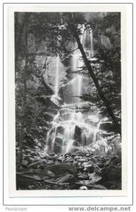 RPPC Very Pretty Waterfall near Canton??? New York, NY State,  EKC Real Photo
