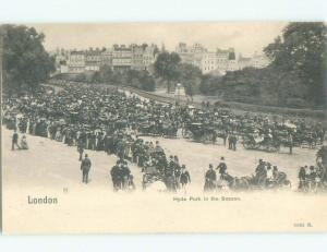 Pre-1907 NICE VIEW London England UK i5390