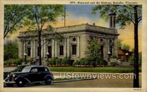 Historical & Art Museum - Kenosha, Wisconsin