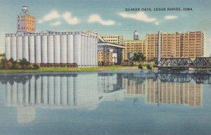 CEDAR RAPIDS , Iowa , 1930-40s ; Quaker Oats