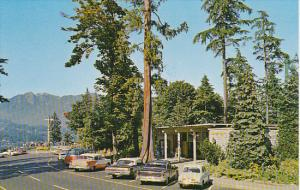 Canada Prospect Point Tea Room Stanley Park Vancouver British Columbia
