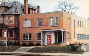 Columbus Ohio~Francis E Clark's Christian Endeavor Society Building~1955 PC